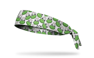 Feeling Froggy Headband