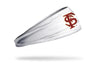 Florida State University: Baseball White Headband