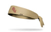 Florida State University: FSU Gold Tie Headband