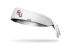 Florida State University: FSU White Tie Headband