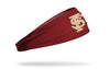Florida State University: Baseball Garnet Headband