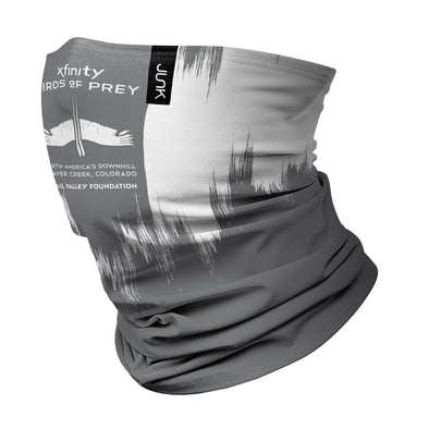 Birds of Prey Gray Streak Winter Gaiter