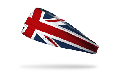 Great Britain Flag Headband