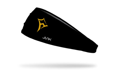 Kappa Alpha Theta (Theta) Kite Black Headband
