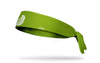 Kappa Delta (KD) Icon Green Tie Headband