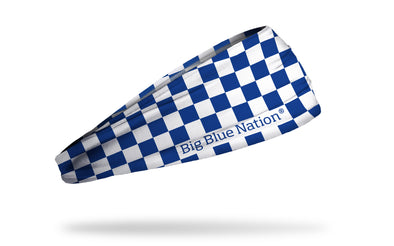 University of Kentucky: BBN Checkered Headband