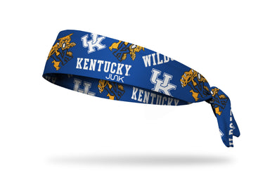 University of Kentucky: Overload Royal Tie Headband