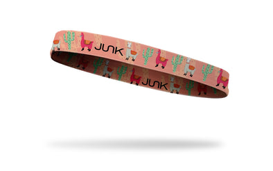 Llama Care Thin Band