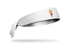 Arizona State University: Pitchfork White Tie Headband