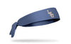 Louisiana State University: LSU Baseball Blue Tie Headband
