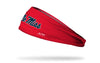 University of Mississippi: Ole Miss Red Headband