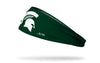 Michigan State University: Spartan Green Headband