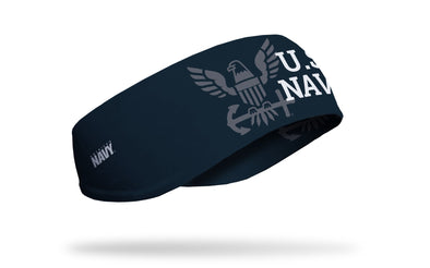 United States Armed Forces Navy Eagle Emblem fleece ear warmer