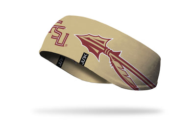 Florida State University: Spear Gold Ear Warmer