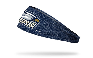 Georgia Southern University: Navy Static Logo Headband