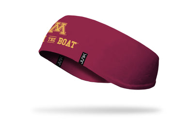 University of Minnesota: Row the Boat Ear Warmer