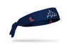 University of Mississippi: Landshark Tie Headband