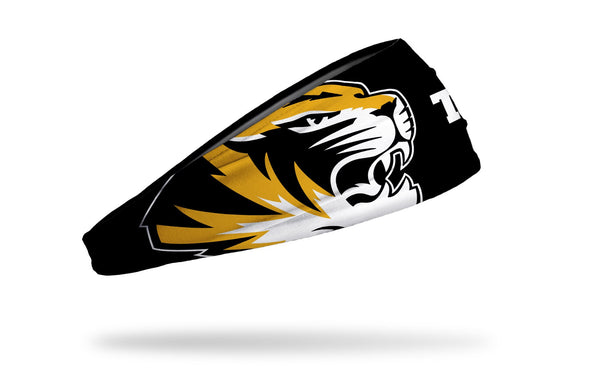 University of Missouri: Oversized Tiger Headband