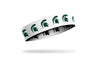 Michigan State University: Logo White Headband