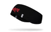 University of Nebraska: Wordmark Black Ear Warmer