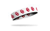 University of Oklahoma: Logo White Headband
