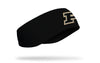 Purdue University: Logo Black Ear Warmer