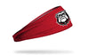University of Georgia: Bulldog Red Headband