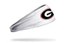 University of Georgia: Logo White Headband