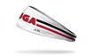 University of Georgia: UGA Stripe Headband