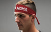 University of Oklahoma: Oklahoma Red Tie Headband