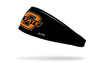 Oklahoma State University: O State Black Headband