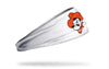 Oklahoma State University: Pistol Pete White Headband
