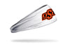 Oklahoma State University: OSU White Headband