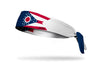 Ohio Flag Headband