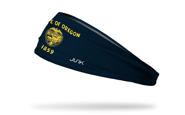 Oregon Flag Headband