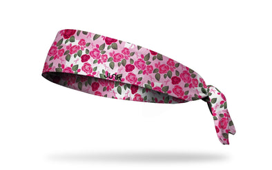 pink breast cancer awareness themed headband
