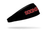 University of Oklahoma: Sooners Black Headband