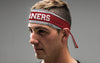 University of Oklahoma: Sooners Stripe Tie Headband