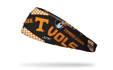 University of Tennessee: Overload Gray Headband