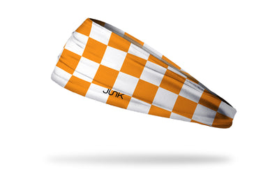 University of Tennessee: Checkerboard Headband