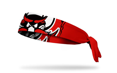 Texas Tech University: Raider Red Tie Headband
