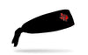 Texas Tech University: Texas State Logo Black Tie Headband