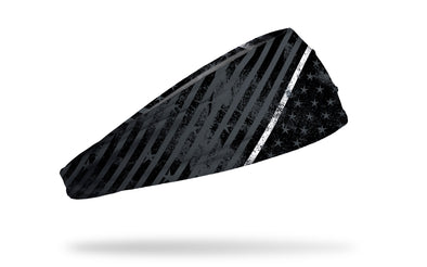 Night Watch - Thin White Line Headband