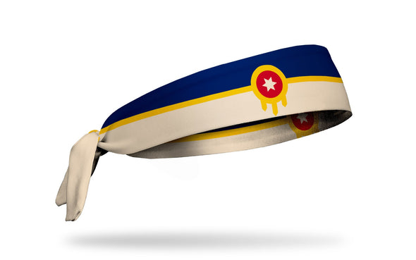 Tulsa Flag Headband