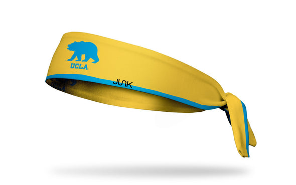 UCLA: Flag Tie Headband