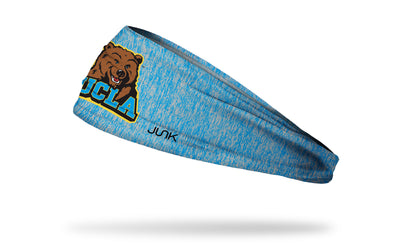 UCLA: Bear Heathered Headband