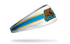 UCLA: Bear Stripes Headband