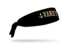 Vanderbilt University: Helmet Black Tie Headband