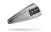 Vanderbilt University: Anchor Down Gray Headband