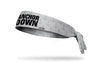 Vanderbilt University: Anchor Down Gray Tie Headband